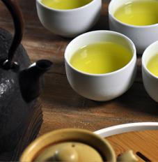 翠娃綠茶 green tea