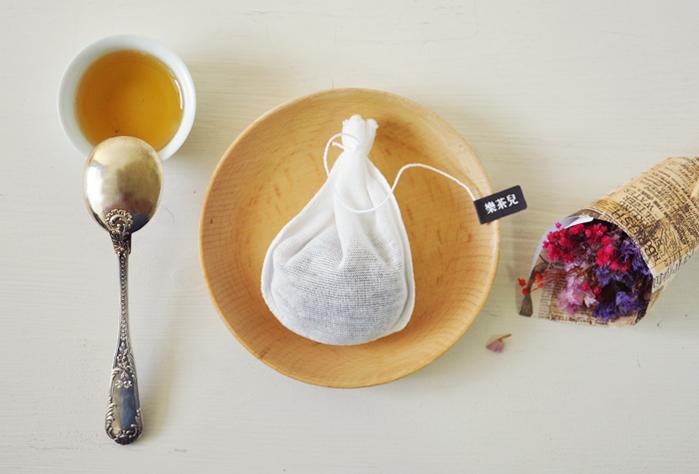 手工棉茶袋